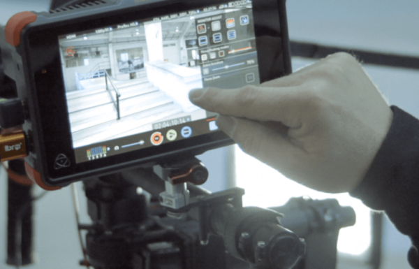 James Miller and Atomos team up to bring C-Log and HDR to