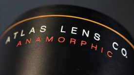 Atlas anamorphic lenses Newsshooter at NAB 2017