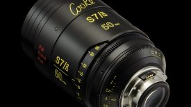 Cooke 50mm S7i Rear