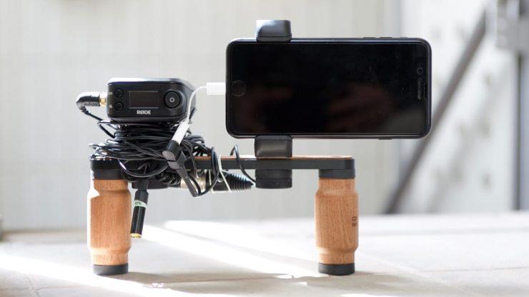 acheter en ligne 7e07d 0e4f9 The Shoulderpod X1 Pro rig - making smartphone shooting a ...