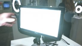 FV Z200S LED light Newsshooter at NAB 2017