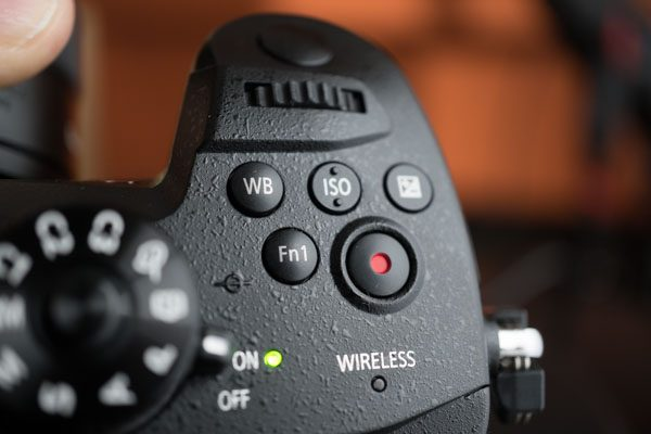GH5_Function buttons top