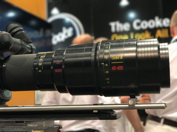Cooke 45-400mm /i extreme anamorphic