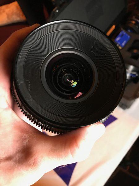 Zeiss CP3 lens
