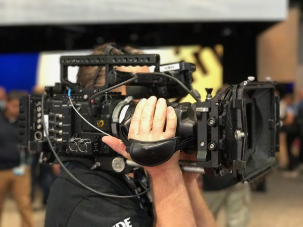 The MSU-1 on the Sony F5