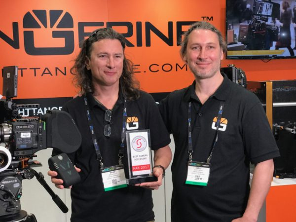 HyperCharge Batteries at NAB 2017