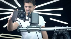 Introducing SliderPLUS X Motion Kit Worlds Smartest 4 Axis Motion Control System.