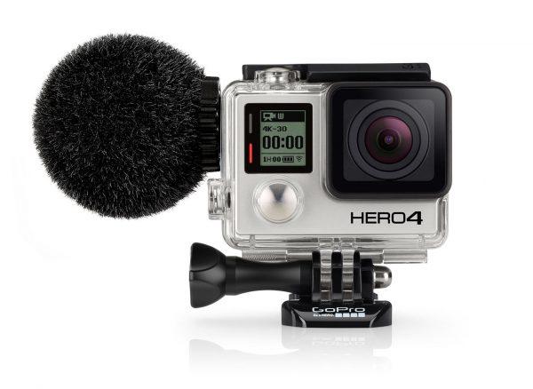 Sennheiser MKE 2 GoPro underwater microphone