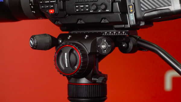 Manfrotto Nitrotech N8 Head