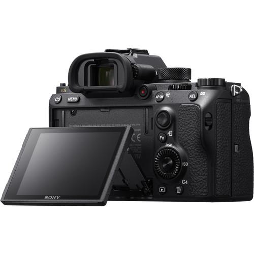 Sony a9 LCD tilt only