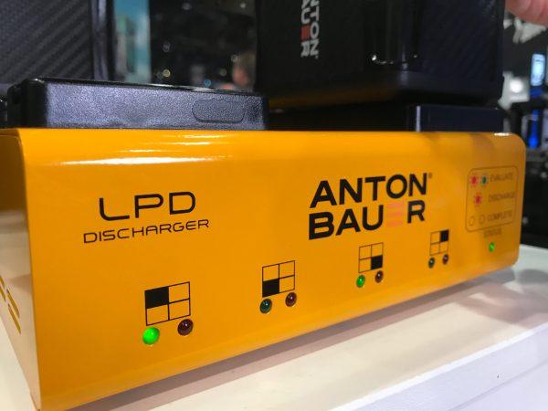 Anton Bauer LPD Travel Discharger