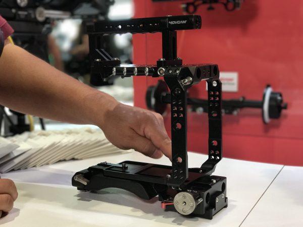 Movcam Canon C700 cage
