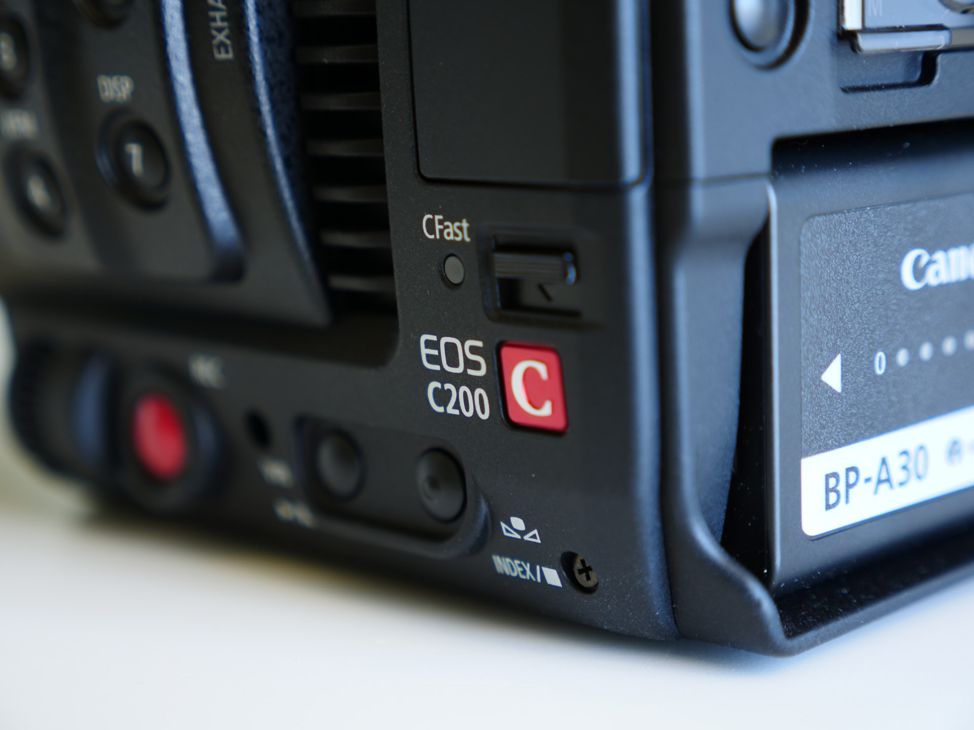 Canon C200 hands-on: 4K 60p, touchscreen AF, Canon Cinema