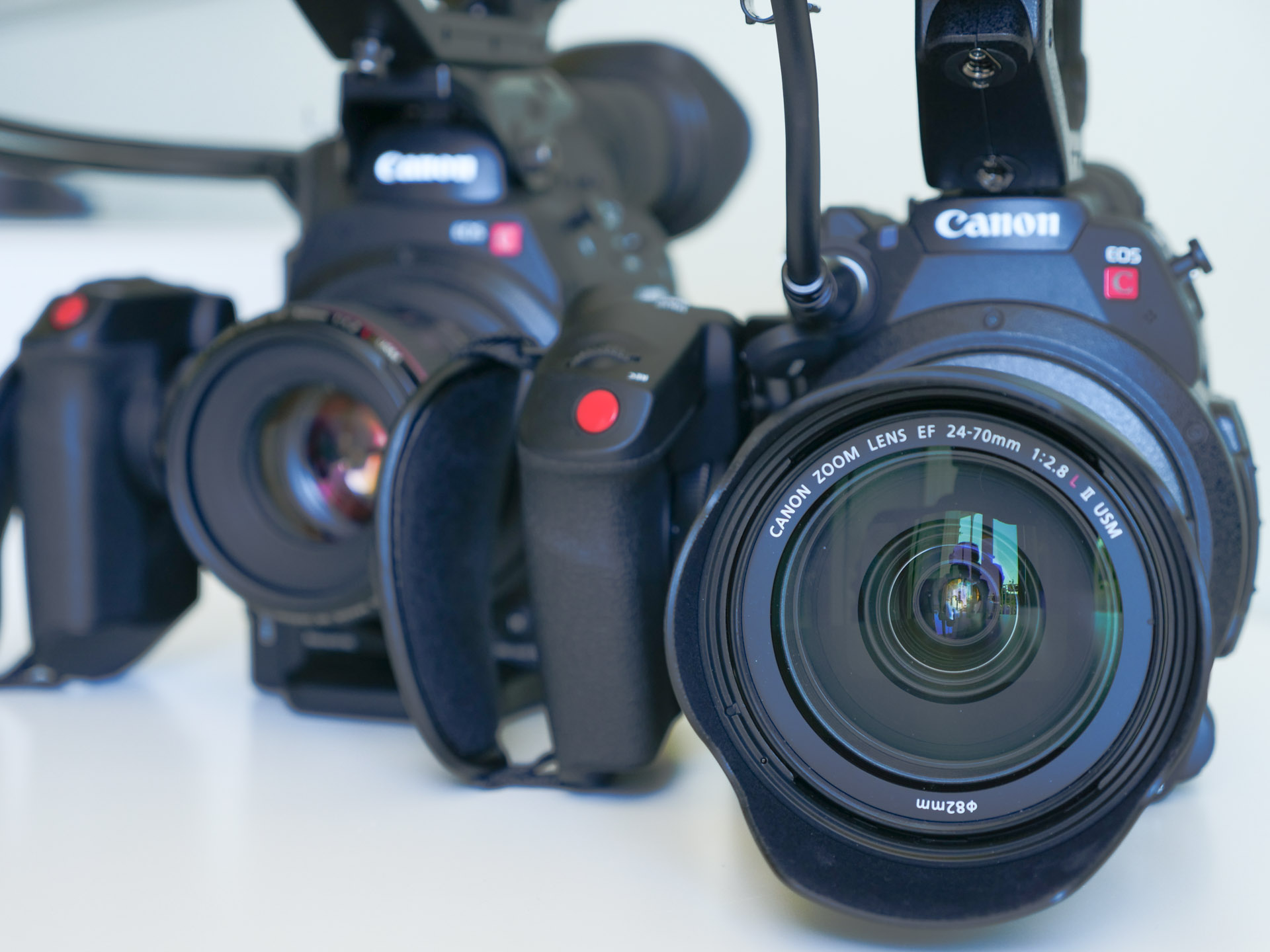 Canon C200: Is this the upgrade for C100, C300 MKI owners
