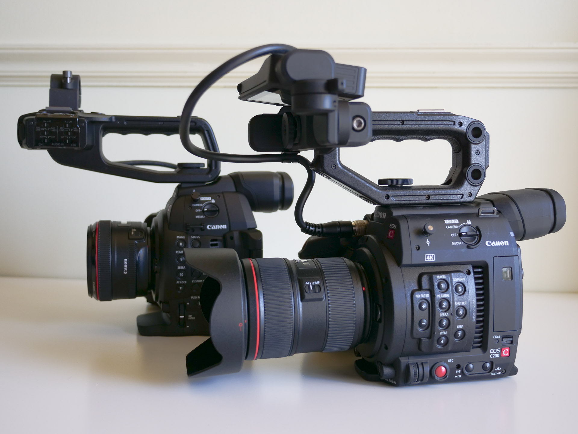 Canon C200 v the competition: costs, specs, is it right for you