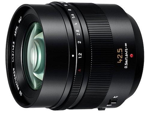 Panasonic Leica Nocticron 42.5mm f:1.2