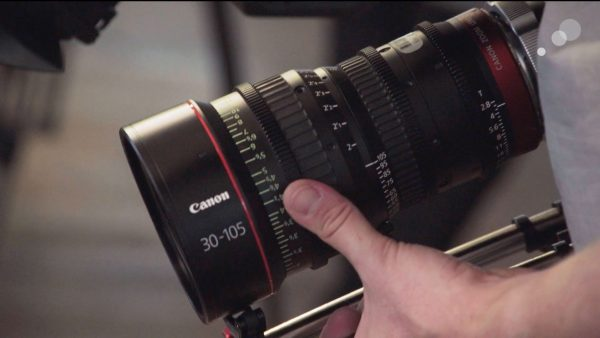 Behind the Lens episode 2: The Canon CN-E 15.5-47 T2.8L and CN-E 30-105 T2.8L