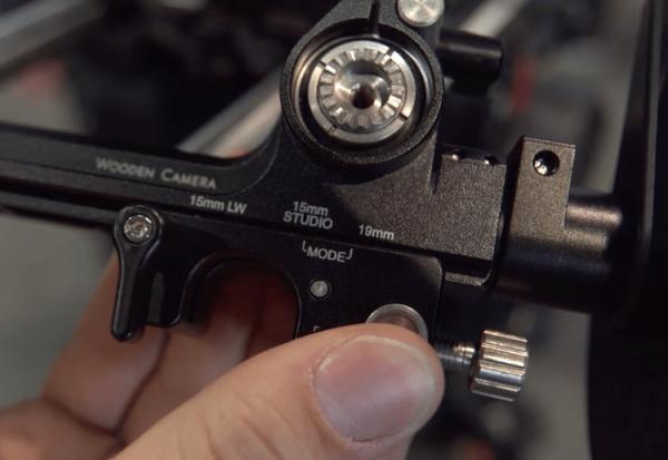 Wooden Camera  UFF-1 Universal Follow Focus