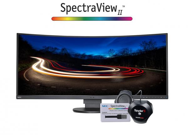 "EX341R-BK 34"" NEC monitor"