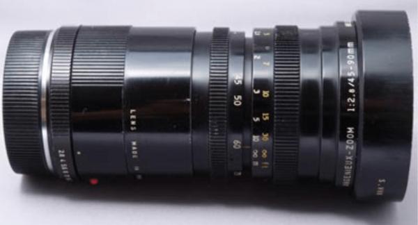Angenieux 45-90mm F2.8