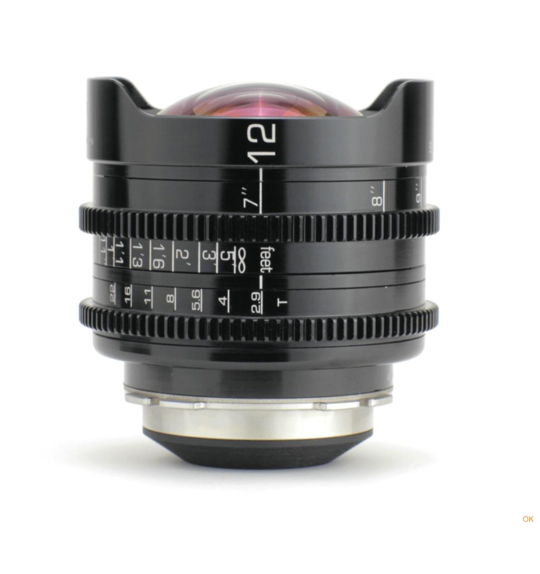 GL Optics 12mm T2.9 - the world\'s widest full frame PL-mount lens ...