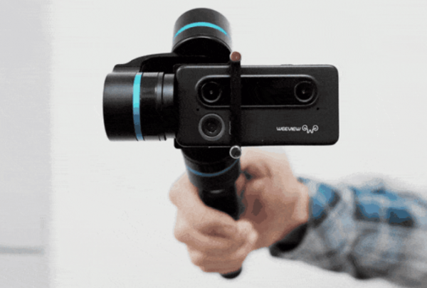 SID: a portable livestreaming 3D camera - Newsshooter