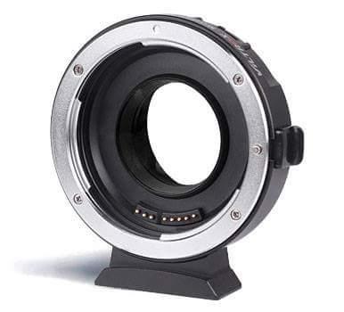 Viltrox lens adapters - EF-M1