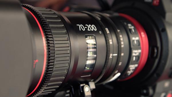 Canon Cine 70-200