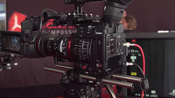 Canon C200 Camera