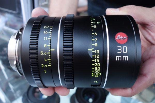 Leica Thalia 30mm