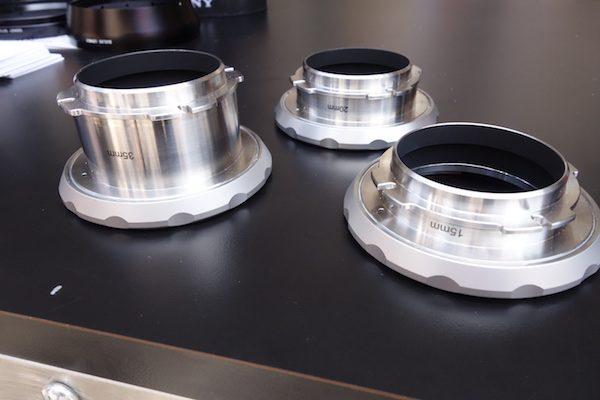 Duclos Lenses PL-mount macro extension tubes