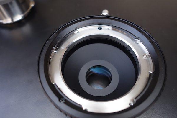 Duclos Lenses PL-mount 1.4x tele extender
