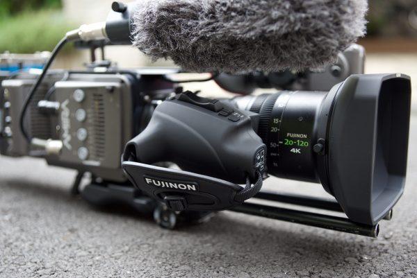 Fujinon XK6x20  20-120mm T3.5