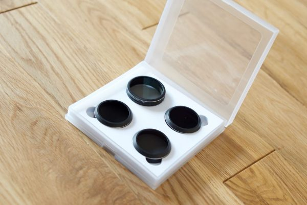Sanmarc P4P ND filters