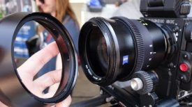 Duclos lens adapters and Zeiss Otus cine mod – Newsshooter at Cine Gear Expo 2017