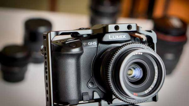 Building a lens kit for the Panasonic GH5 - Newsshooter