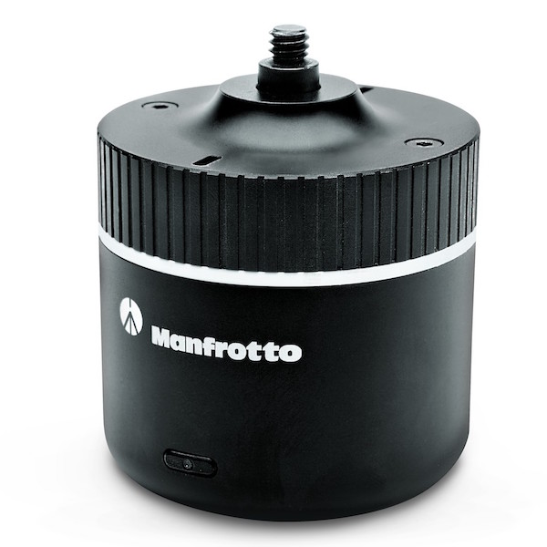 Manfrotto PIXI Pano360 remotely controlled motorized head