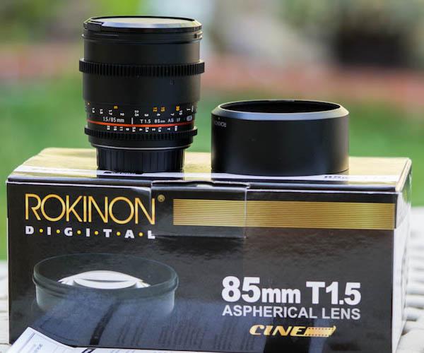 Rokinon 85mm EF Moiunt CINE_ copy