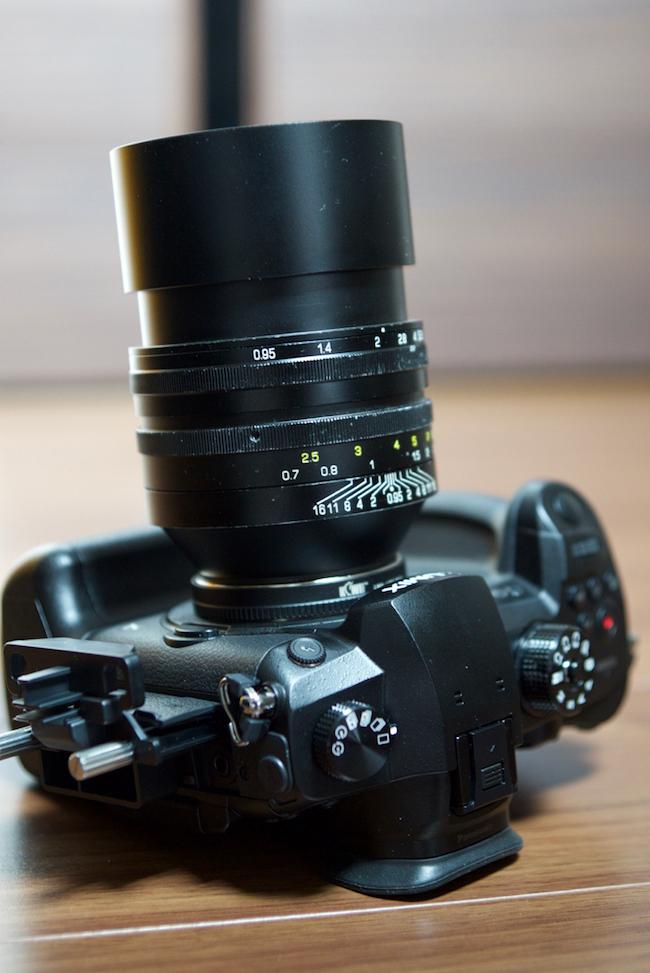 SLR Magic 50mm T0.95 HyperPrime CINE