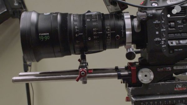 Behind the Lens episode four: Fujinon Cabrio 19-90 T2.9