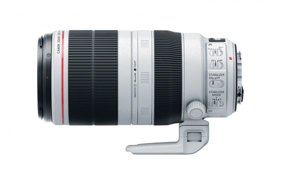 Canon 100-400mm f/4.5-5.6L IS II USM