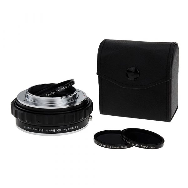 Fotodiox DLX Stretch lens adapter