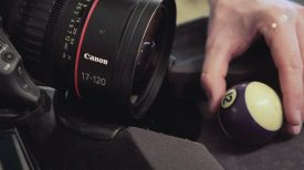 Behind the Lens Canon Cine Servo 17 120mm