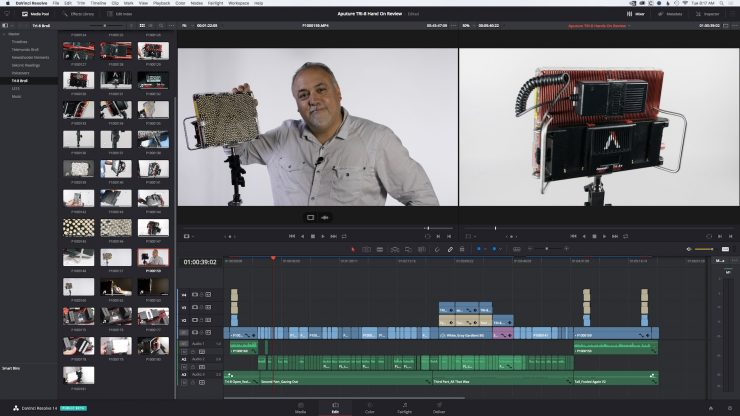 DaVinci Resolve 14 Project 3