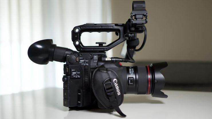 Canon C200 XF-AVC 4:2:0 8bit codec update - Newsshooter