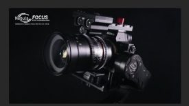 Nebula Focus A small follow focus special designed for gyro stabilizer and solo shooters