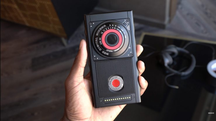 RED Confirms Hydrogen 2, Blames Chinese ODM For Failed First Smartphone