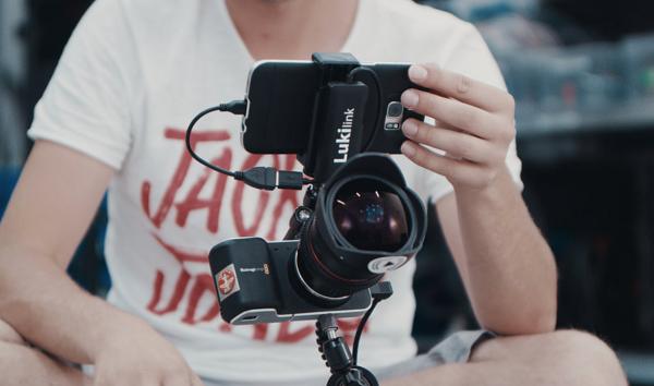 Lukilink HDMI-to-smartphone monitor