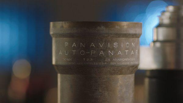 Anamorphic Lens Test