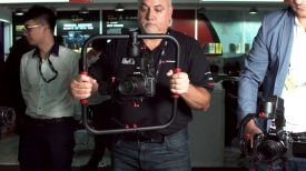 CAME TV Prophet gimbal – Newsshooter at IBC 2017